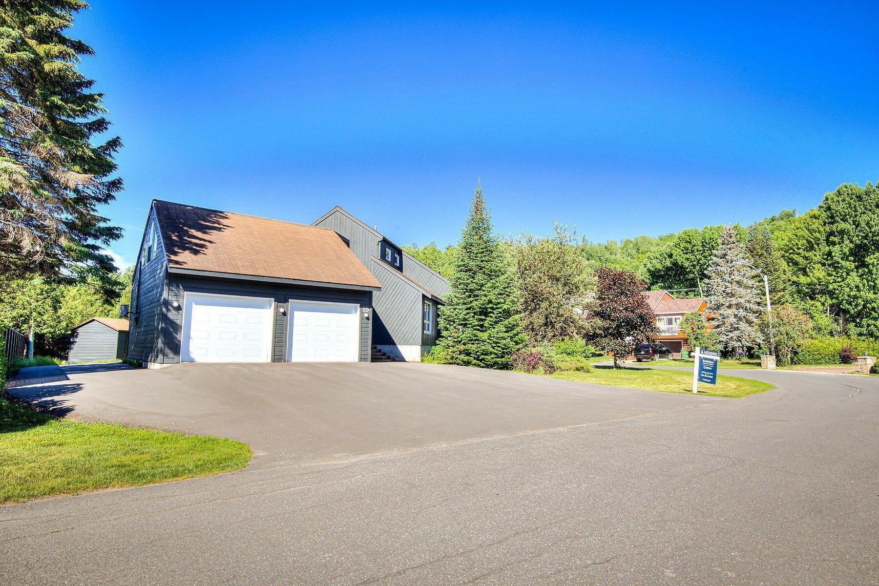 House in Saint-Sauveur, Quebec, Canada 1