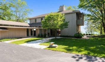 Huis in Thiensville, Wisconsin, Verenigde Staten 1