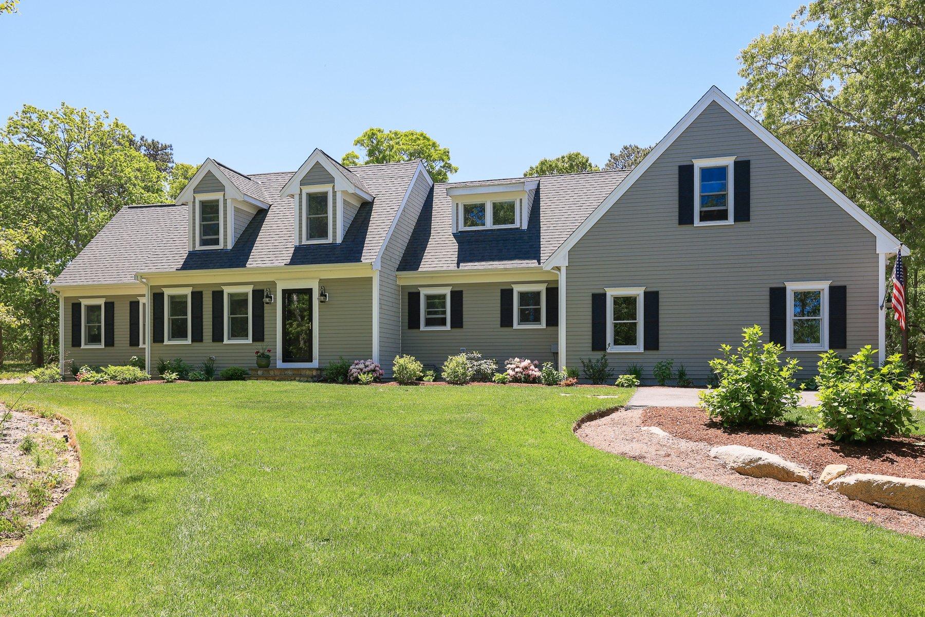 House in Brewster, Massachusetts, United States 1