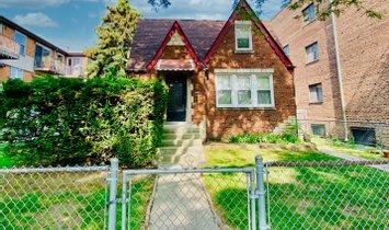 Maison à Chicago, Illinois, États-Unis 1