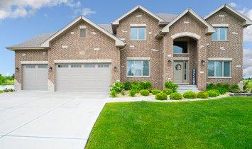 Maison à Frankfort, Illinois, États-Unis 1
