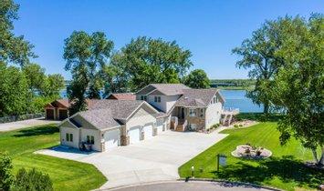 House in Mandan, North Dakota, United States 1
