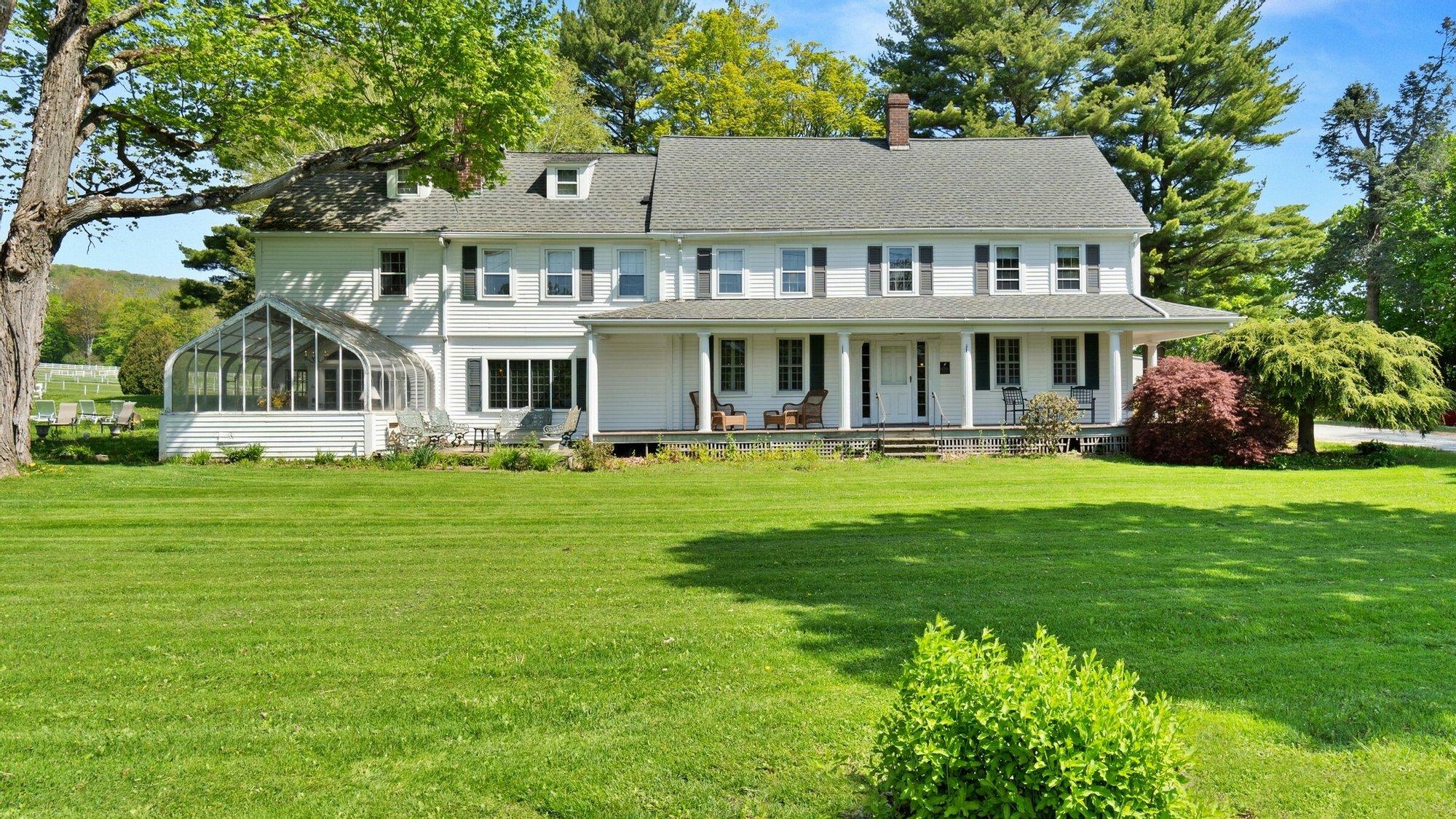 House in Richmond, Massachusetts, United States 1