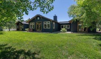 Дом в Кетчум, Айдахо, Соединенные Штаты Америки 1
