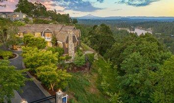 House in Lake Oswego, Oregon, United States 1