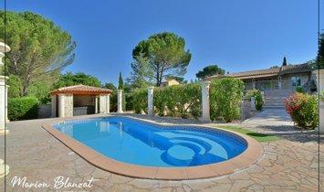 House in Camps-la-Source, Provence-Alpes-Côte d'Azur, France 1