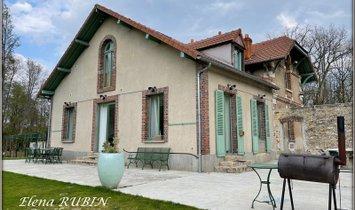 Casa en Clairefontaine-en-Yvelines, Isla de Francia, Francia 1
