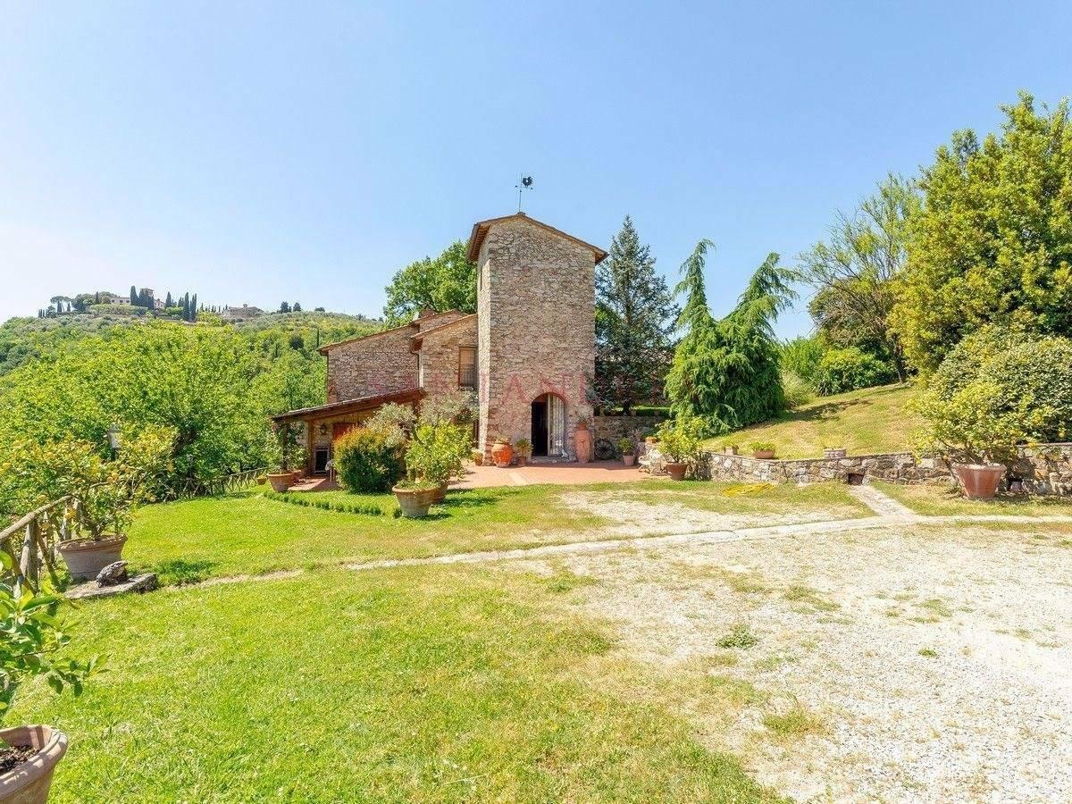 Villa in Greve in Chianti, Tuscany, Italy 1 - 11392771