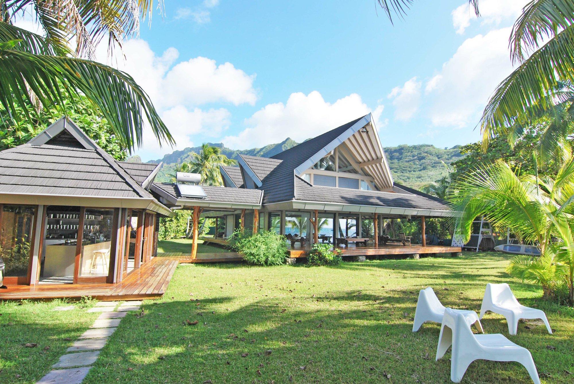 Дом в Иль дю Ван, Французская Полинезия 1 - 11499341
