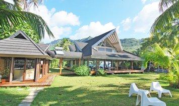 Дом в Иль дю Ван, Французская Полинезия 1