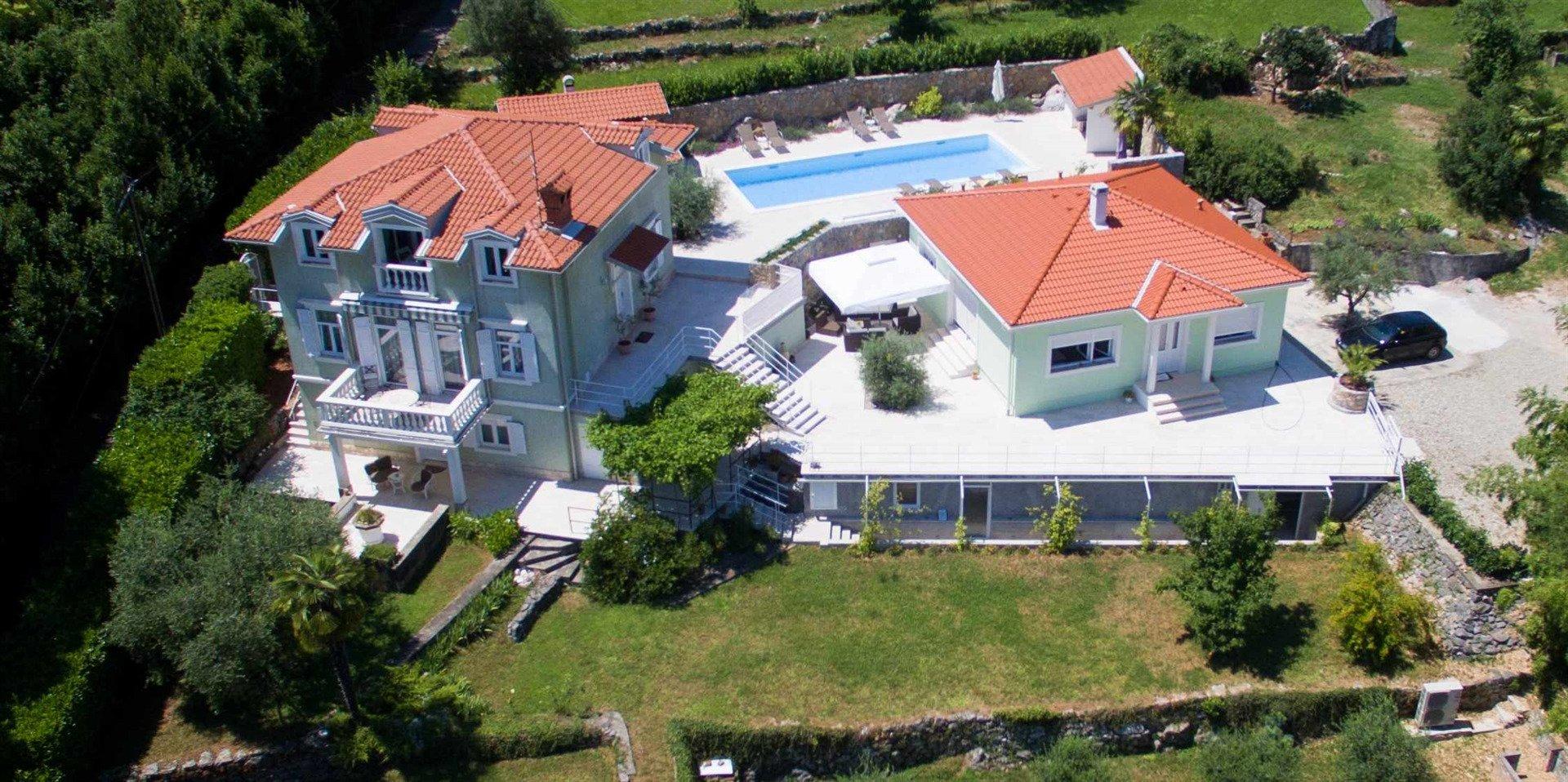 House in Opatija, Primorje-Gorski Kotar County, Croatia 1 - 11499973