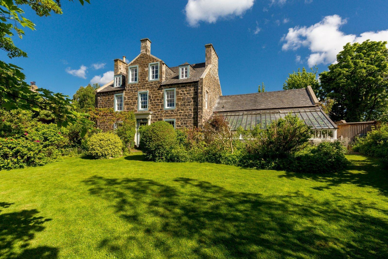 House in Edinburgh, Scotland, United Kingdom 1