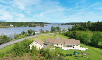 House in First South, Nova Scotia, Canada 1