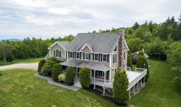 House in Dummer, New Hampshire, United States 1