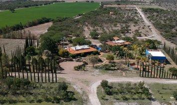 House in Ejido el Paraíso, Guanajuato, Mexico 1