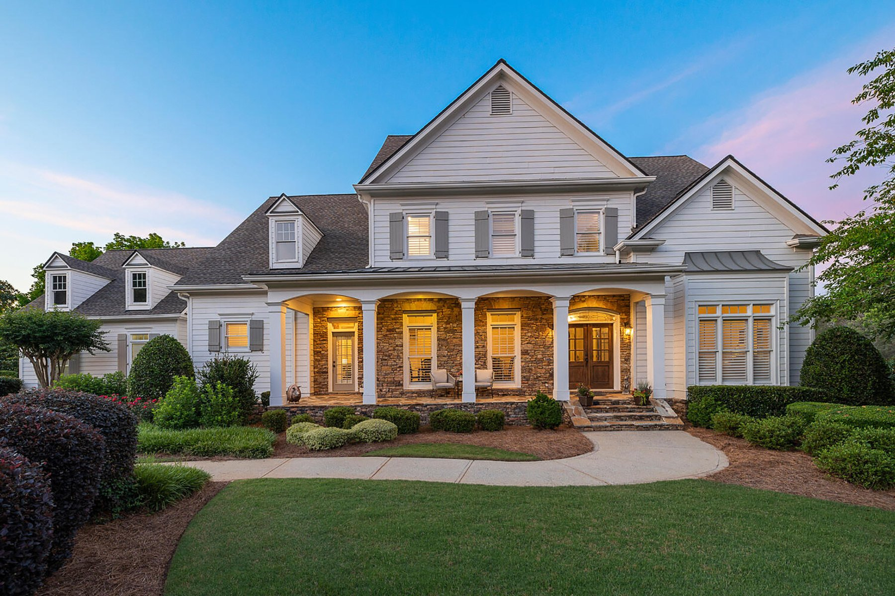 House in Cumming, Georgia, United States 1
