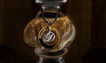 Handmade magical goblet creating living water...