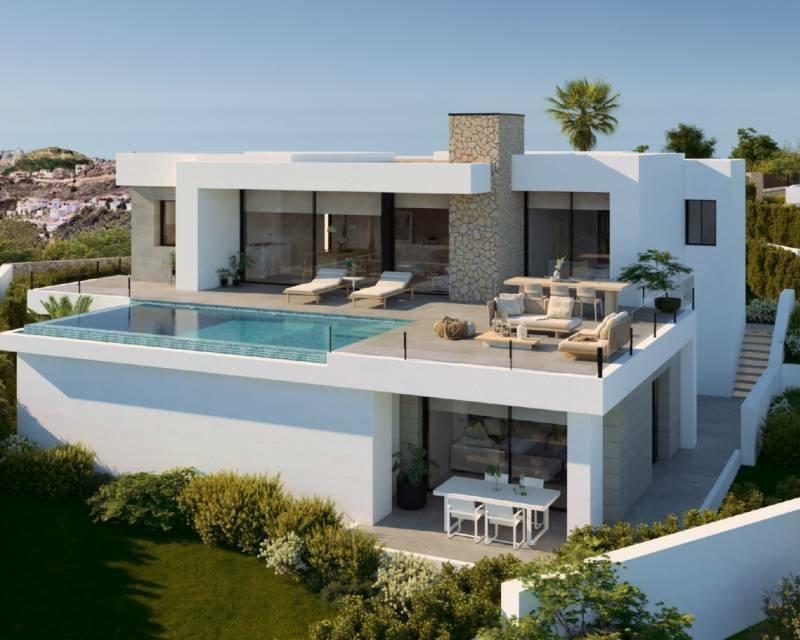 Villa in Moraira, Valencian Community, Spain 1 - 11500651
