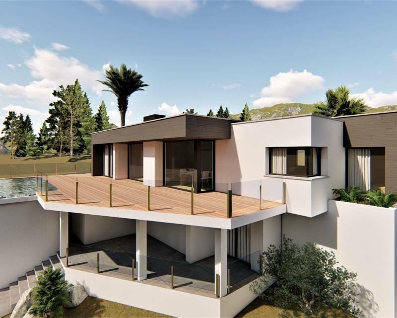 Villa in el Cim del Sol, Valencian Community, Spain 1 - 11500690