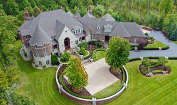 Estate in Grand Blanc Township, Michigan, United States 1