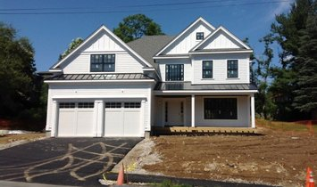 Huis in Needham, Massachusetts, Verenigde Staten 1