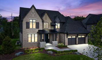 House in Troy, Michigan, United States 1
