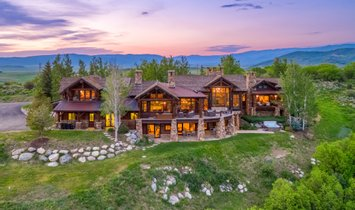 House in Steamboat Springs, Colorado, United States 1