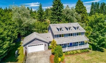 Haus in Poulsbo, Washington, Vereinigte Staaten 1