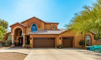 House in New River, Arizona, United States 1