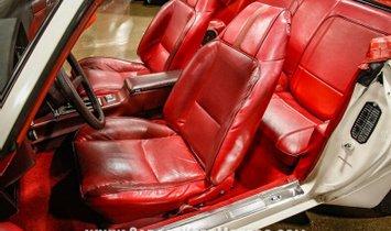 1981 Chevrolet Camaro Z28 Convertible