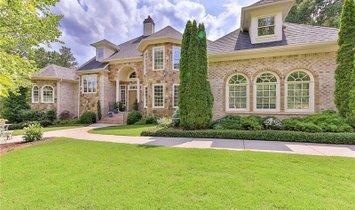 Haus in Cartersville, Georgia, Vereinigte Staaten 1