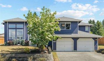 Haus in Milton, Washington, Vereinigte Staaten 1