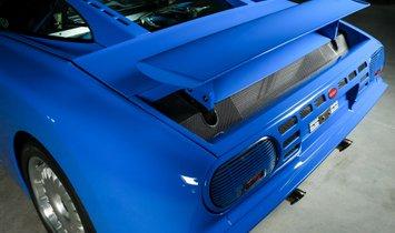 1994 Bugatti EB 110