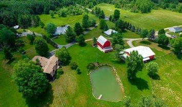 Haus in Morley, Michigan, Vereinigte Staaten 1