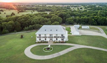 House in Waxahachie, Texas, United States 1