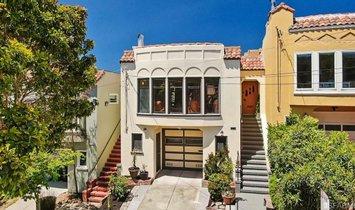 Maison à San Francisco, Californie, États-Unis 1