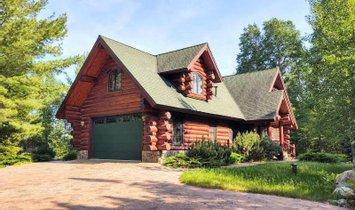 Huis in Mercer, Wisconsin, Verenigde Staten 1