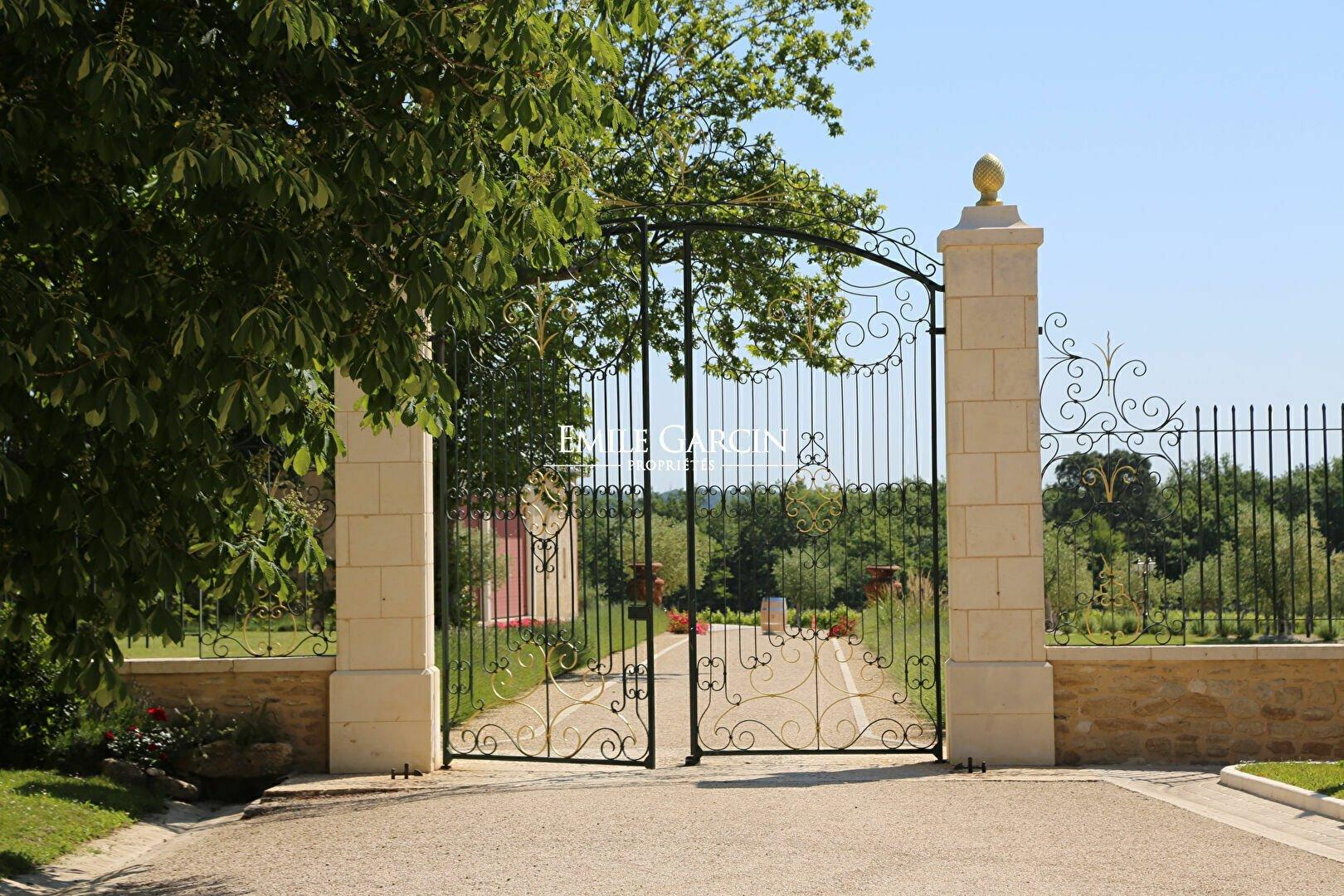 Castle in Libourne, Nouvelle-Aquitaine, France 1 - 11504270