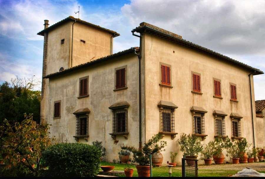 Villa in Florence, Tuscany, Italy 1 - 11503029