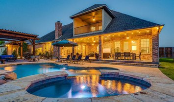 House in Midlothian, Texas, United States 1