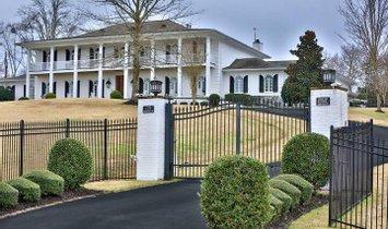 House in Tupelo, Mississippi, United States 1