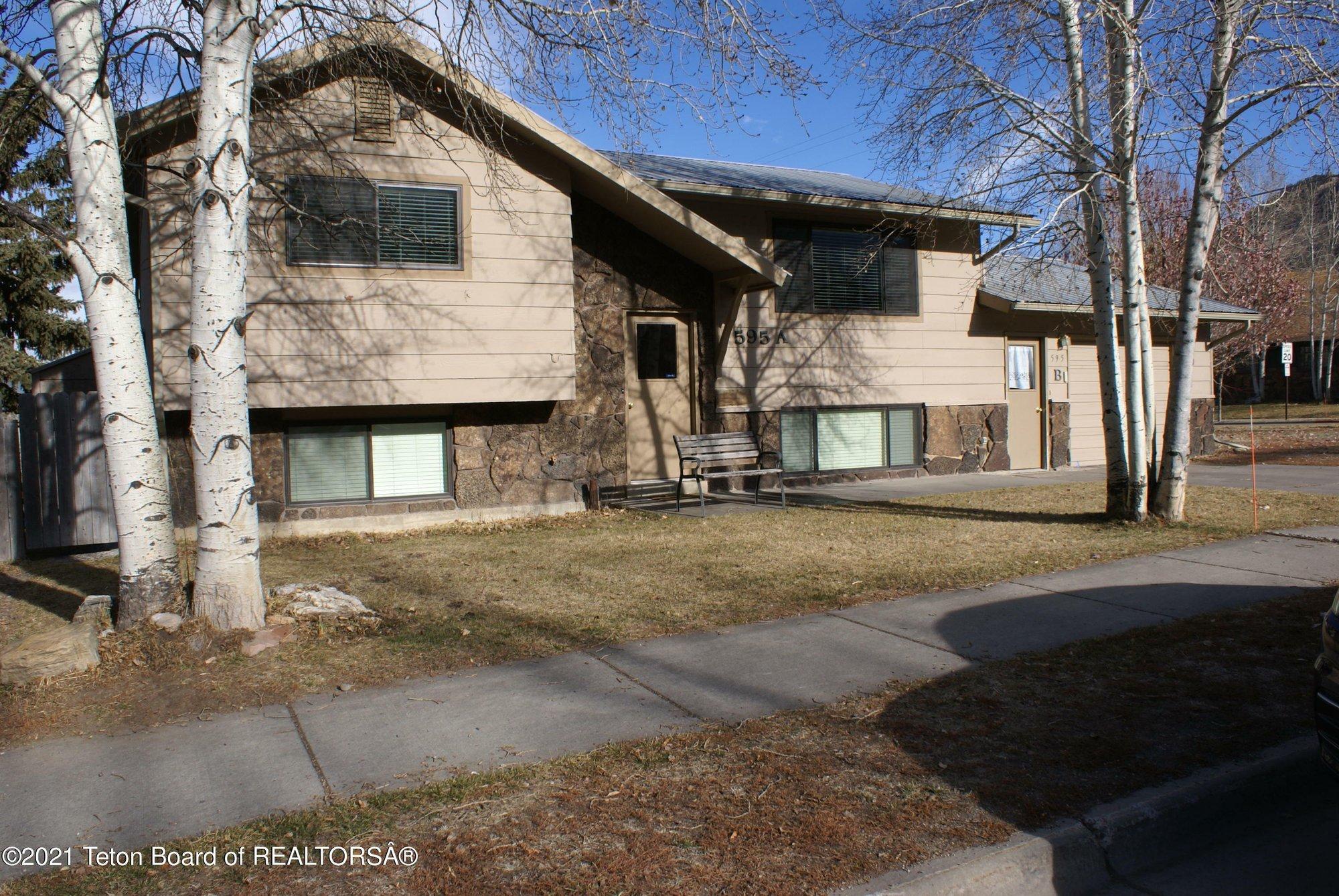 House in Jackson, Wyoming, United States 1