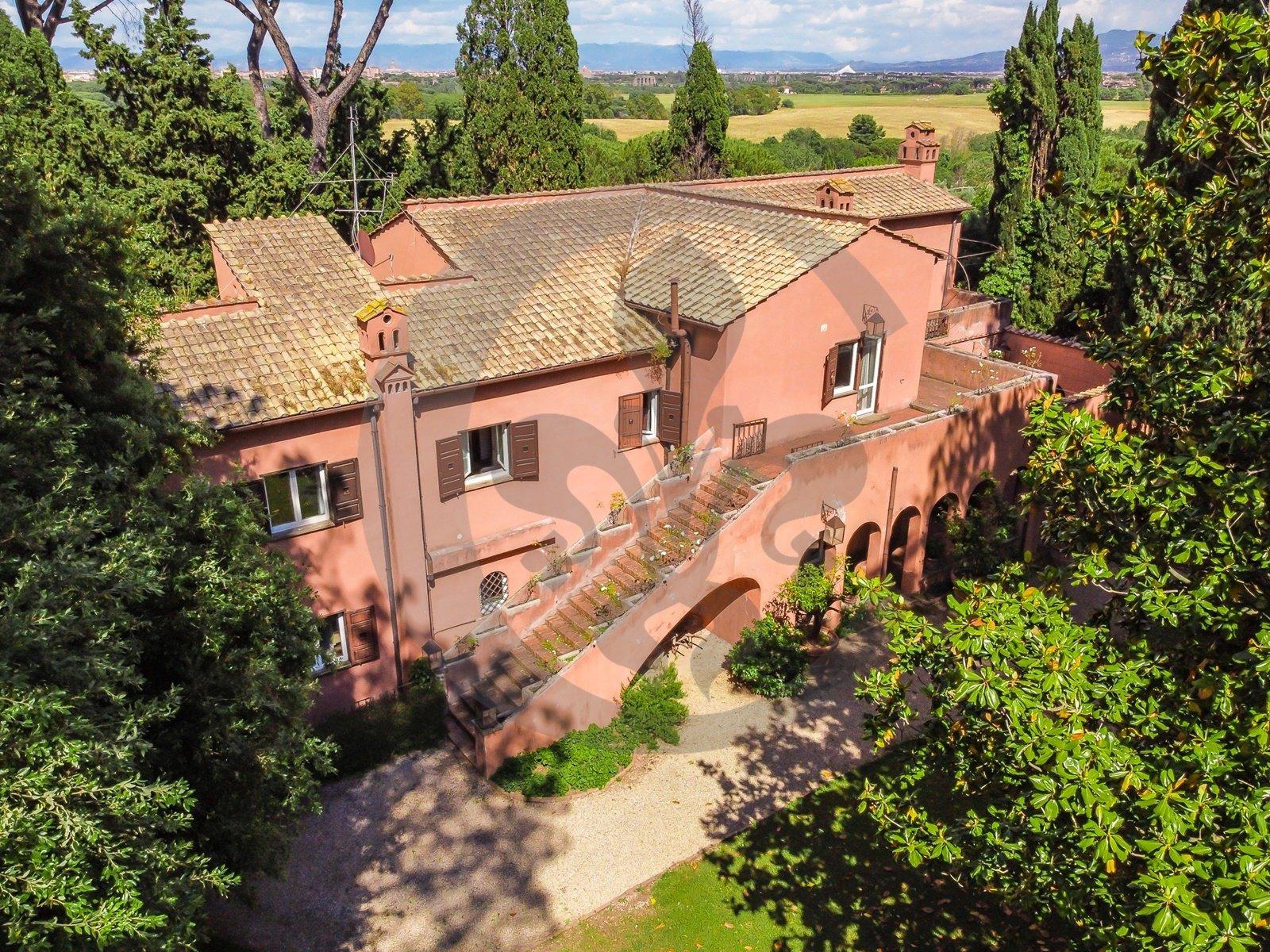 Villa in Rome, Lazio, Italy 1 - 10882258