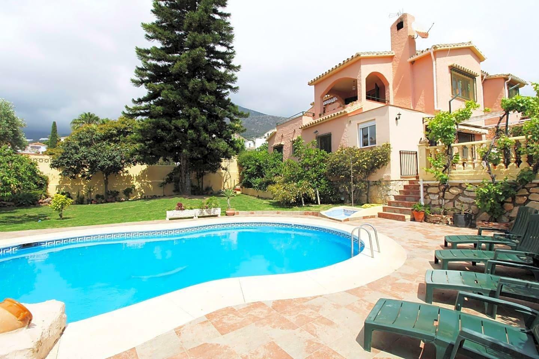 Villa in Benalmádena, Andalusia, Spain 1 - 11485832