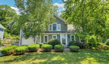House in Needham, Massachusetts, United States 1