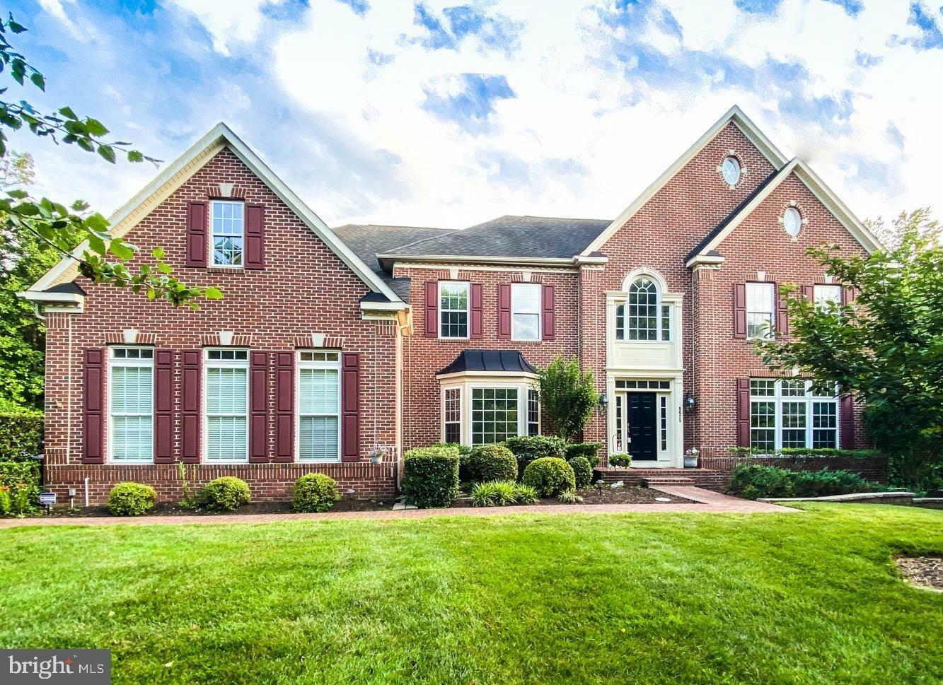 House in Manassas, Virginia, United States 1