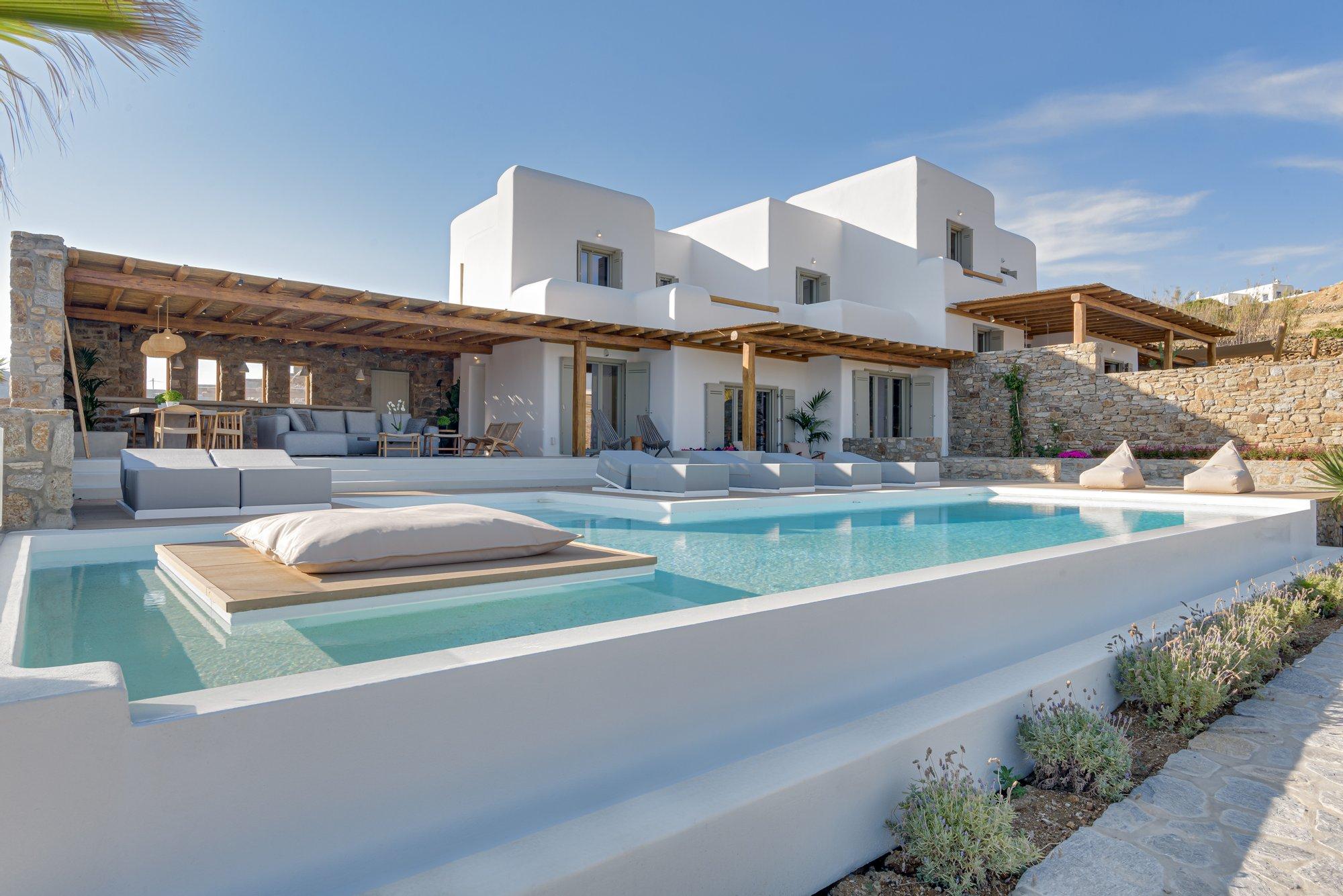 Villa in Kalafati, Decentralized Administration of the Aegean, Greece 1 - 11427235