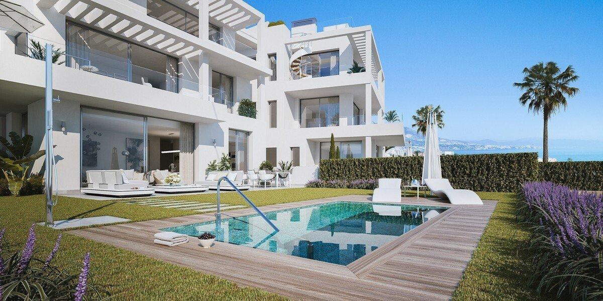 Apartment in Las Lagunas de Mijas, Andalusia, Spain 1 - 11511399