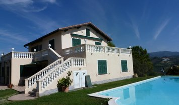 Villa a Camporosso, Liguria, Italia 1
