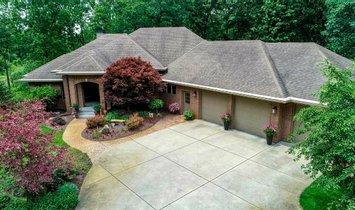 Casa en Bristol, Indiana, Estados Unidos 1